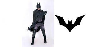 Batman para festas de crianças em Belo Horizonte