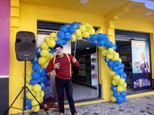 Inaugurações e ações promocionais em Belo Horizonte