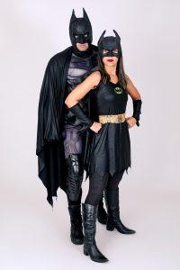 Batman E BatGirl para festas em BH